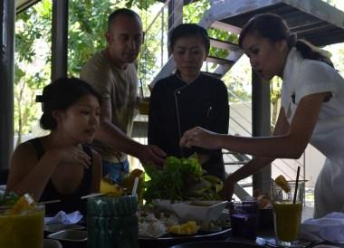 Chef Pathita Yatpijidpairin, Sala Phuket Resort Review, Phuket, Asia