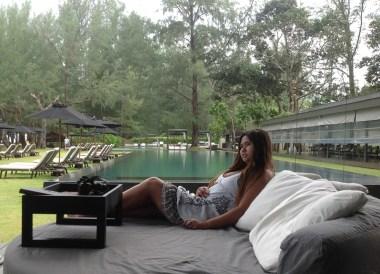 Resort Swimming Pool, Sala Phuket Resort Review, Phuket Pool Villas
