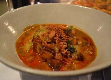 Massaman Curry Eating at Sala Phuket Resort Review, Phuket Pool Villas