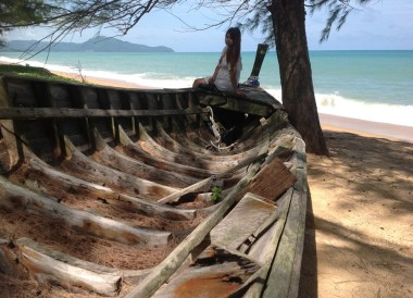 Old Boat, Mai Khao Beach Sala Phuket Resort Review, Phuket Pool Villas