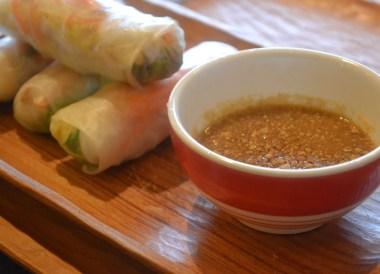 Vietnam Spring Rolls, Things to do in Savannakhet Laos Southeast Asia