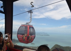 Cable Car in Langkawi, Travel in Southeast Asia, Tourist Attractions