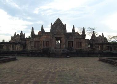 Muang Tam Temple, Prasat Phanom Rung Historical Park, Buriram Isaan Thailand