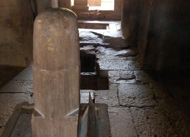 Sacred Shiva Penis, Prasat Phanom Rung Historical Park, Buriram Isaan Thailand