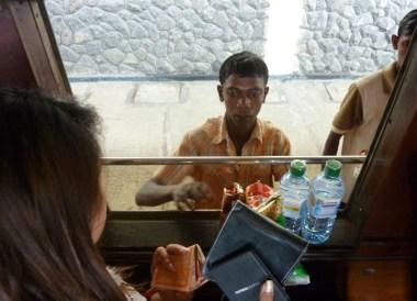 Train Halt Hawkers, South Sri Lanka Tour, Independent Travel Asia