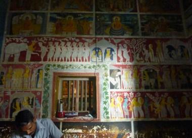 Buddhist Temple Ella, South Sri Lanka Tour, Independent Travel Asia