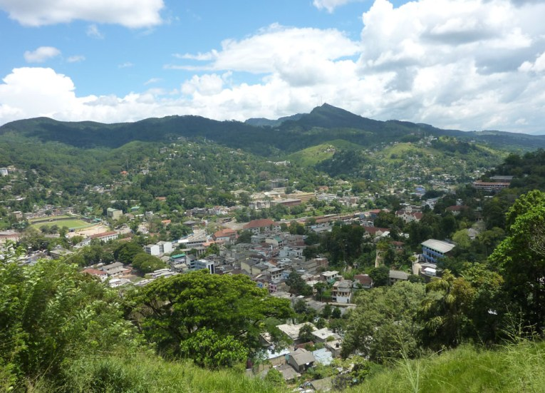 Kandy View Point, South Sri Lanka Tour, Independent Travel Asia