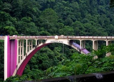 Coronation Bridge, Taxi to Gangtok from Bagdogra, NJP, Road to Sikkim