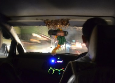 Driving at Night, Taxi to Gangtok from Bagdogra, NJP, Road to Sikkim