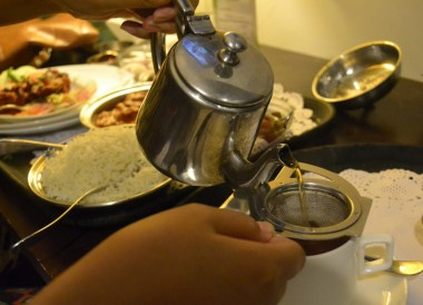 Darjeeling Leaf Tea, Himalayan Food, Eating in the Himalayas, Sikkim