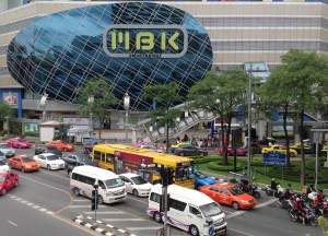 MBK Shopping Mall, Buying Diamonds in Bangkok, Thailand