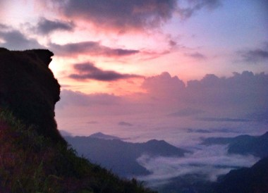 Sea of Mist, Phu Chi Fa, Road Trips in Northern Thailand: Chiang Mai