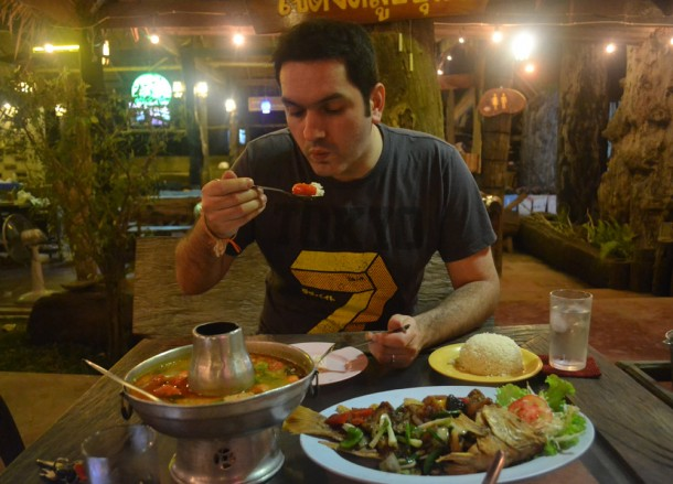 Allan Wilson Food Blogger, Living in Thailand, Nang Rong, Simple life Rural Thailand