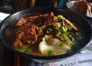 Pork Rib Noodle Soup, Top Foodie Experiences in Asia