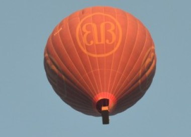 Balloon Flying over New Bagan, 2 days in Bagan and Mount Popa, Myanmar