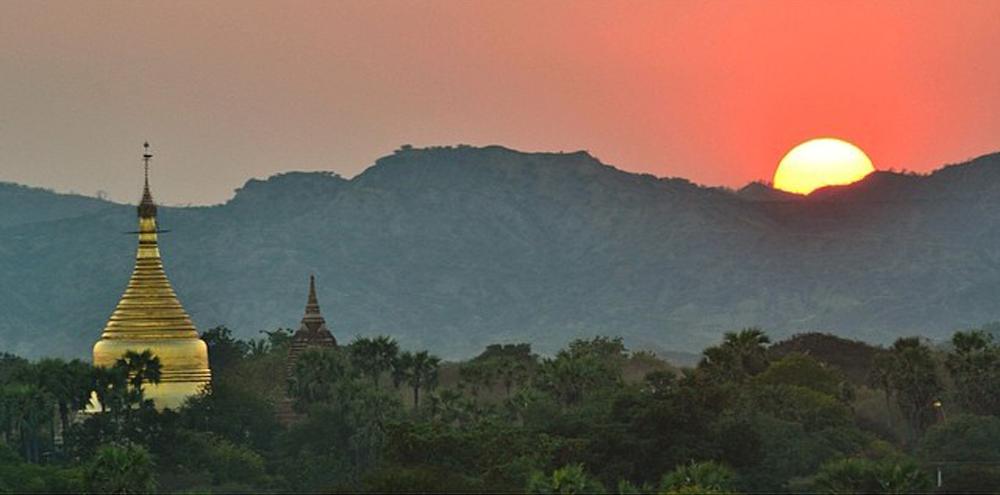 Two Days in Bagan (Myanmar) - New Bagan, Old Bagan and Mount