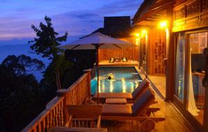 Ocean View Villas at Santhiya, Koh Yao Yai (Southern Thailand)
