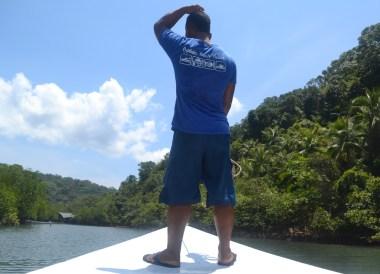 Free Boat Shuttle Inland, Captain Hook Resort Koh Kood, Travel Thailand