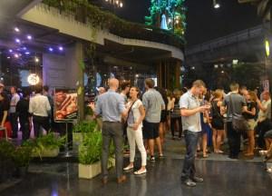 Rainhill Free Flow Wednesday, Wine Connection in Sukhumvit, Bangkok, Thailand