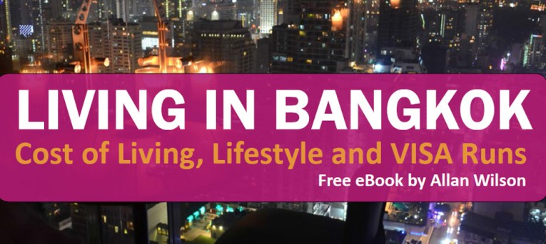 Free eBook Download, Expats Cost of Living in Bangkok Thailand