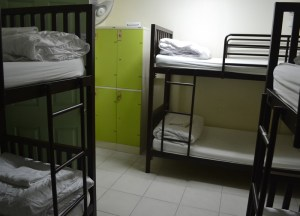 Asoke Montri Hostel Dorms, My First Hostel Experience in Bangkok Thailand