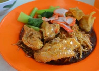 Curry Wonton Mee, Top Malaysian Food, Eating in Malaysia