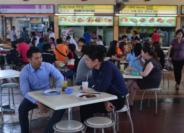 New World Park Food Court, Best Food Courts in Georgetown Penang