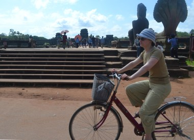 Cycling and Bike Hire, Introduction to Angkor Wat Two Day Tours
