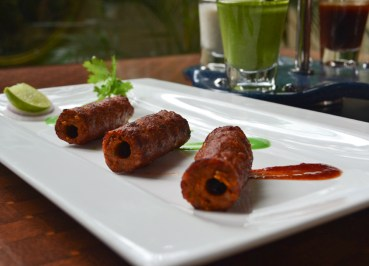 Gosht Seekh Kabab, Great Kabab Factory in Bangkok, Sukhumvit 2