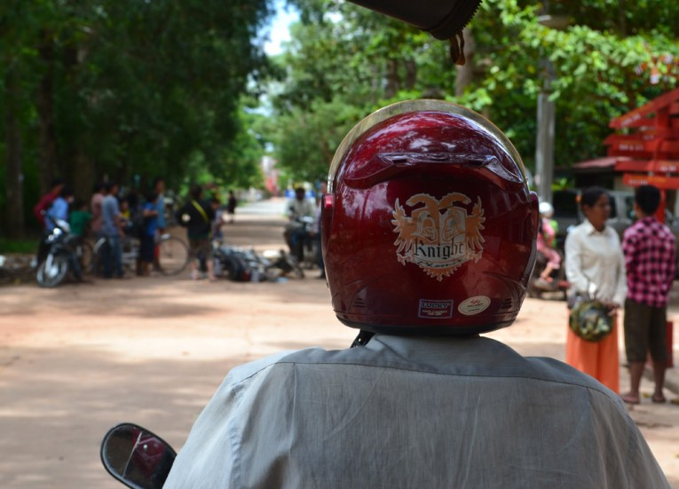 Motorbike Crash Siem Reap, Introduction to Angkor Wat Two Day Tours