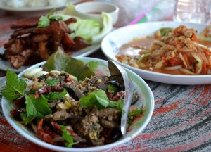 Eating Local Isaan Food, Top Foodie Experiences in Asia