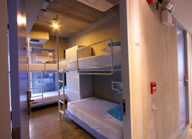 Top 10 Best Budget Hotels in Bangkok, Lub D Siam Square Hostel