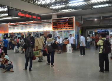 Mo Chit Bus Station, Day Trip Bangkok to Kanchanaburi Tour, Thailand