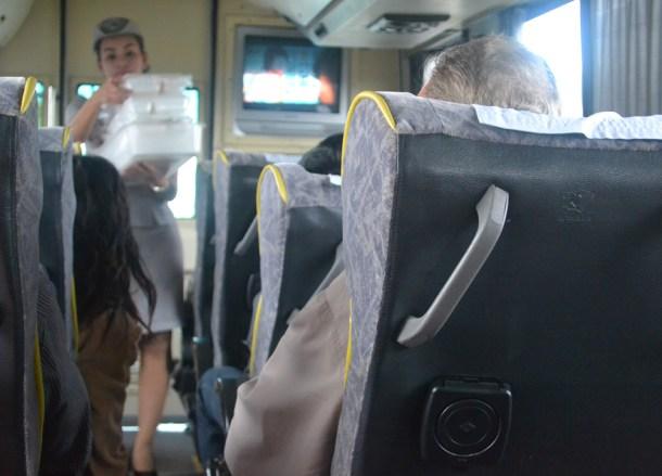 Air Bus Hostess, Long Distance Travel in Thailand, Bangkok