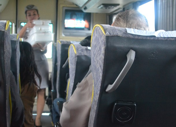 Air Bus Hostess, Long Distance Travel in Thailand, Bangkok