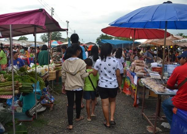 Nang Rong Sunday Market, Isaan Tours and Phanom Rung Thailand