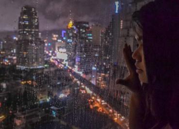 Romantic City Views, Holiday Inn Sukhumvit 22, Bangkok