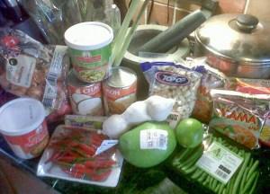 Thai Ingredients in UK, Thai fried fish, Thailand