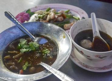 Bangkok Vegetarian Festival in Chinatown, Veggie Food