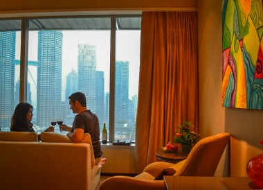 Best Views of Petronas Towers, Chic Hotel Suites