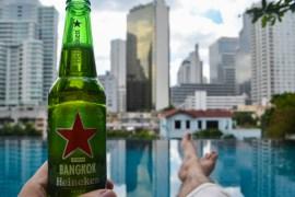 Bangkok Heineken City Edition Central Bangkok