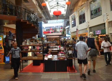 Central Market, Top 10 Attractions in Kuala Lumpur Malaysia