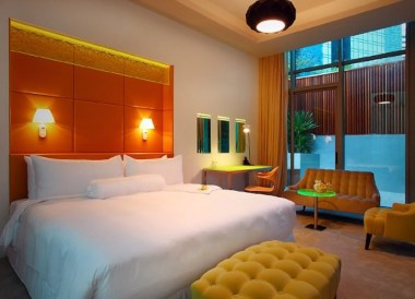 Best Design Boutique Hotels in Singapore, Klapsons Hotel Suites