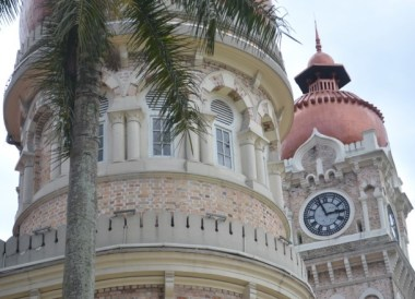 Clock Tower, Top 10 Attractions in Kuala Lumpur Malaysia