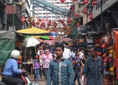 Chinatown KL, Top 10 Attractions in Kuala Lumpur Malaysia