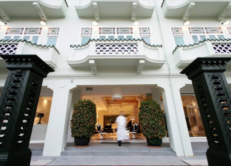 Best Design Boutique Hotels in Singapore, New Majestic Hotel