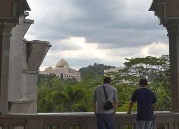Federal Territory, Mosques in Kuala Lumpur Malaysia