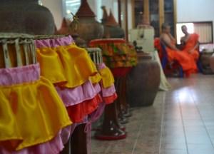 Inside Pottery Museum, Bangkok to Koh Kret Island, Thailand