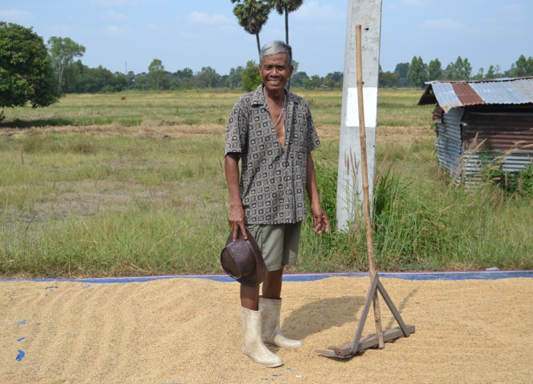 Farmer in Isaan, Best Southeast Asia Travel Blog