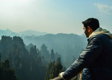 Live Less Ordinary, Travel to Zhangjiajie National Park